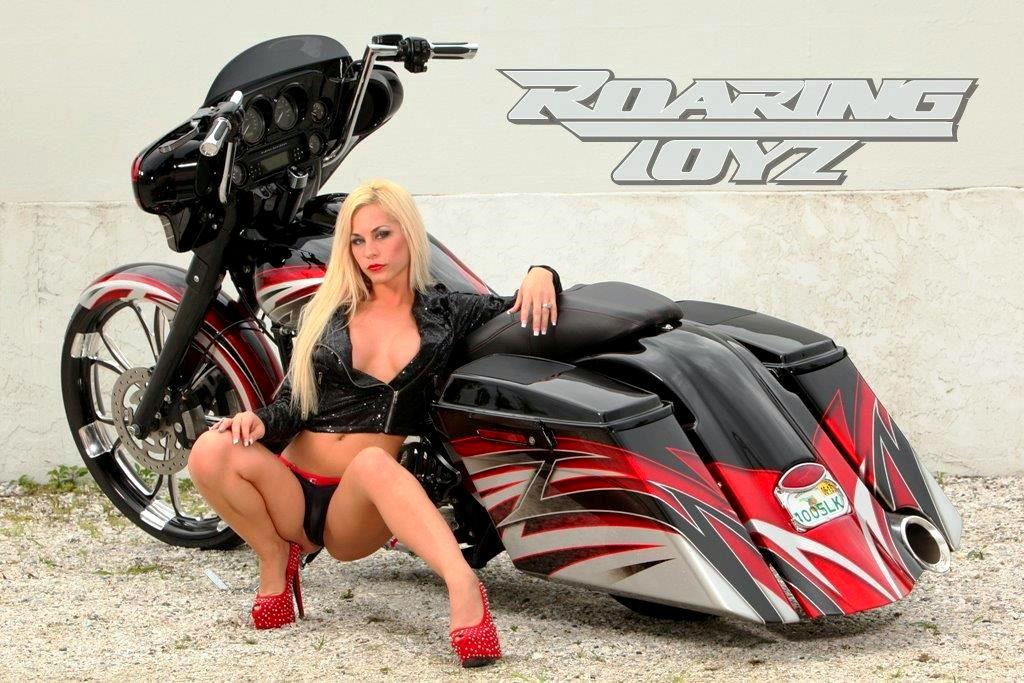 Roaring Toyz Converts Electra Glide Ultra Classic To