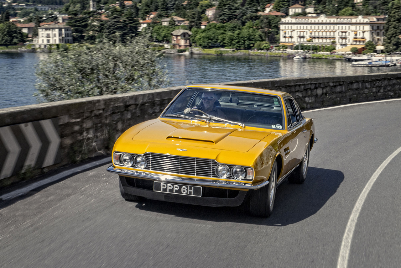 Roger Moore S Aston Martin Dbs Sold For 900k Video