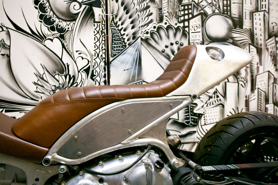 Roland Sands Adds Quot Extraordinary Quot To The Yamaha T Max