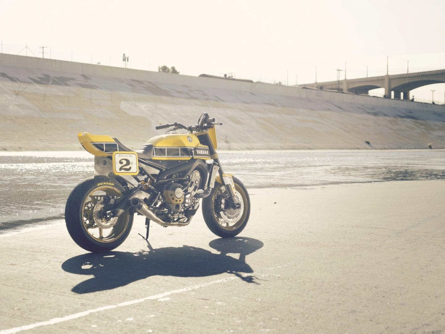 Roland Sands Yamaha Faster Wasp