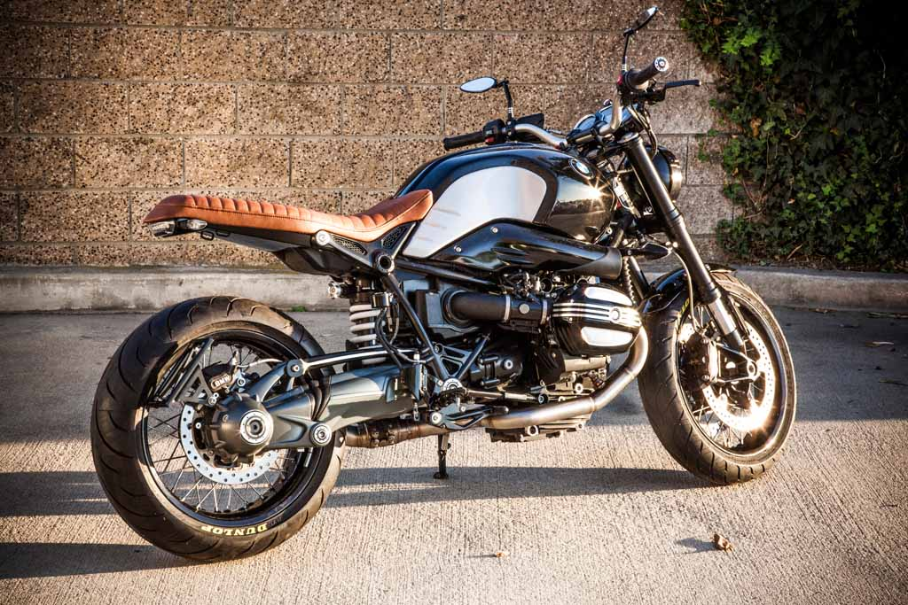 roland sands is working on a bmw r ninet autoevolution. Black Bedroom Furniture Sets. Home Design Ideas