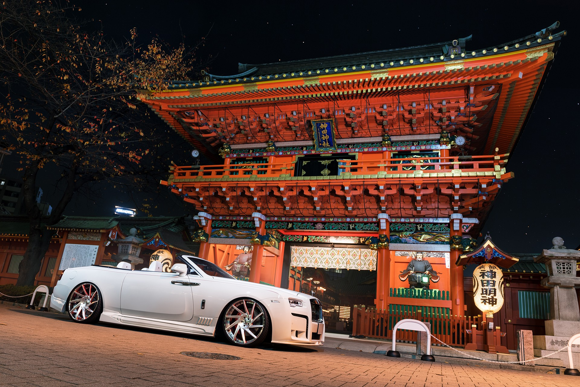 Rolls-Royce Dawn With Forgiato Wheels and Wald Kit Is ...