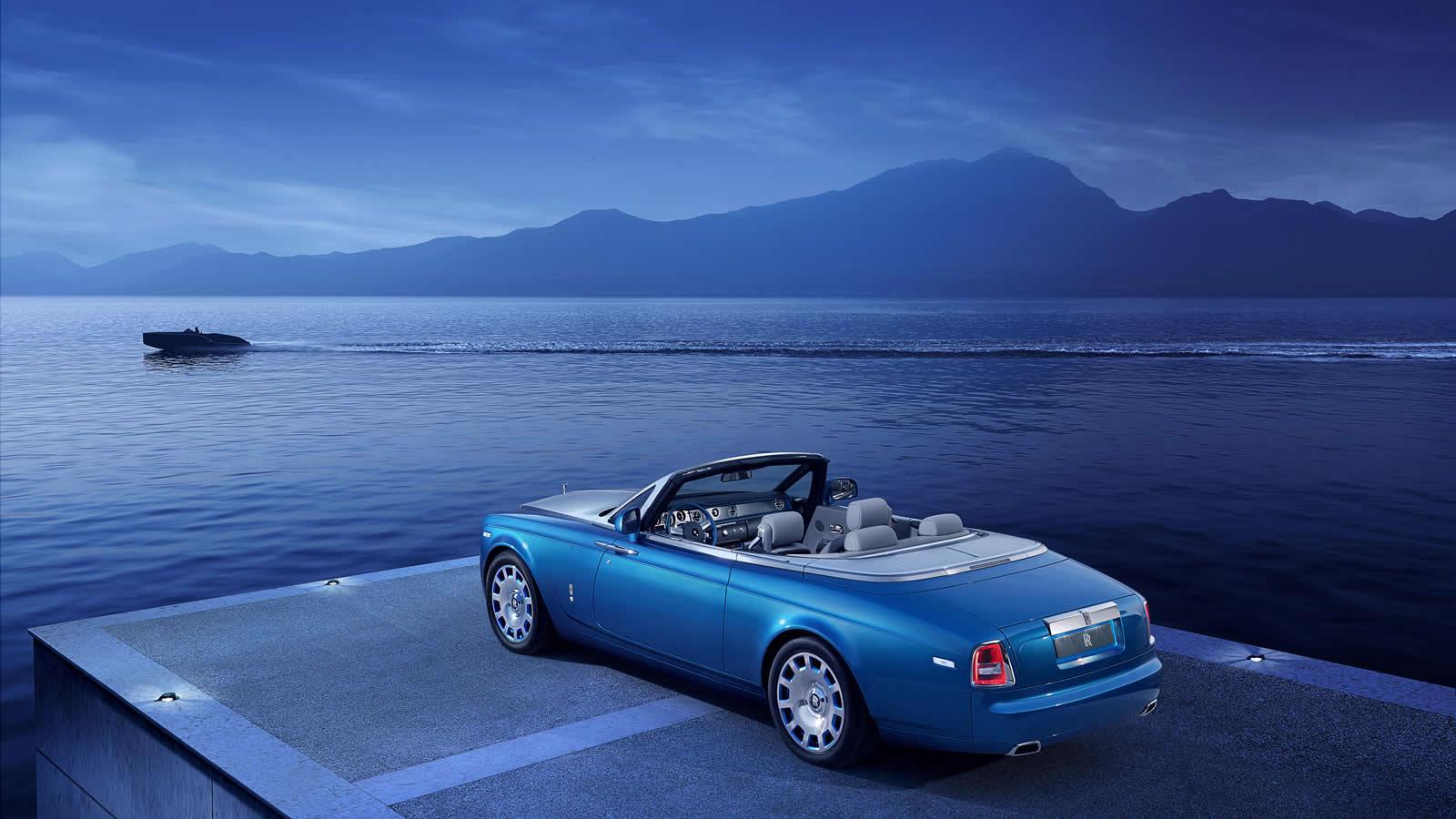 Rolls-Royce Demonstrates Customization: Phantom Drophead ...