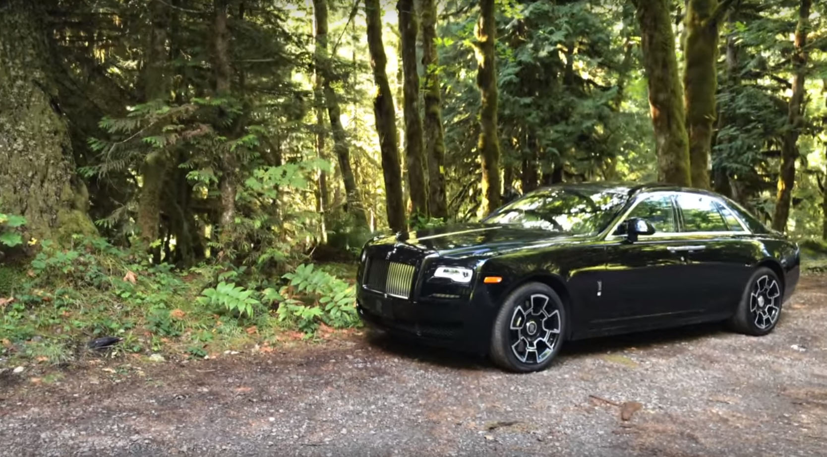 Rolls-Royce Ghost Black Badge Is Every 1 Percenter ...