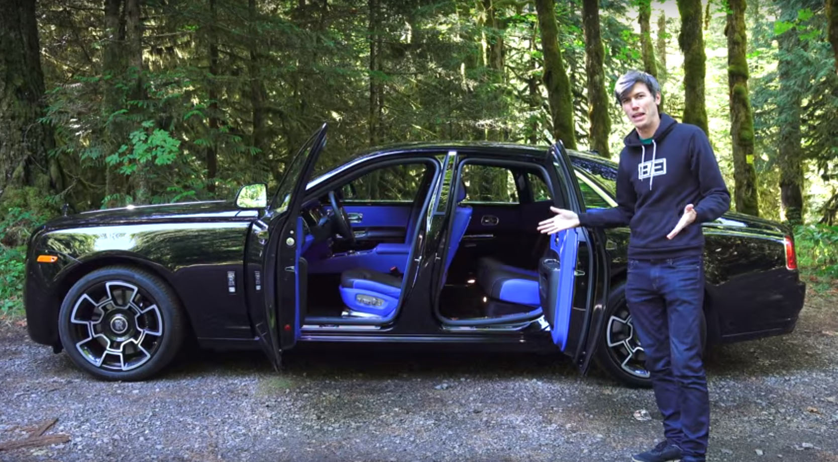 Rolls Royce Ghost Black Badge Is Every 1 Percenter Millennial S Dream Come True Autoevolution