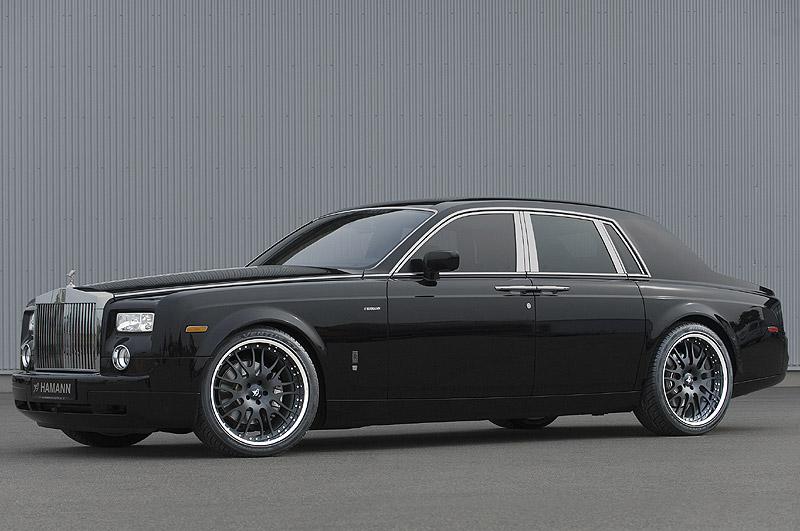 Rolls Royce Phantom by Hamann - autoevolution