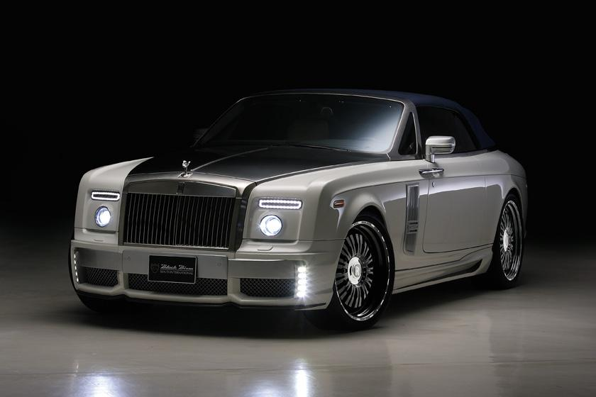 Rolls Royce Phantom Drophead Coupe Tuned By Wald
