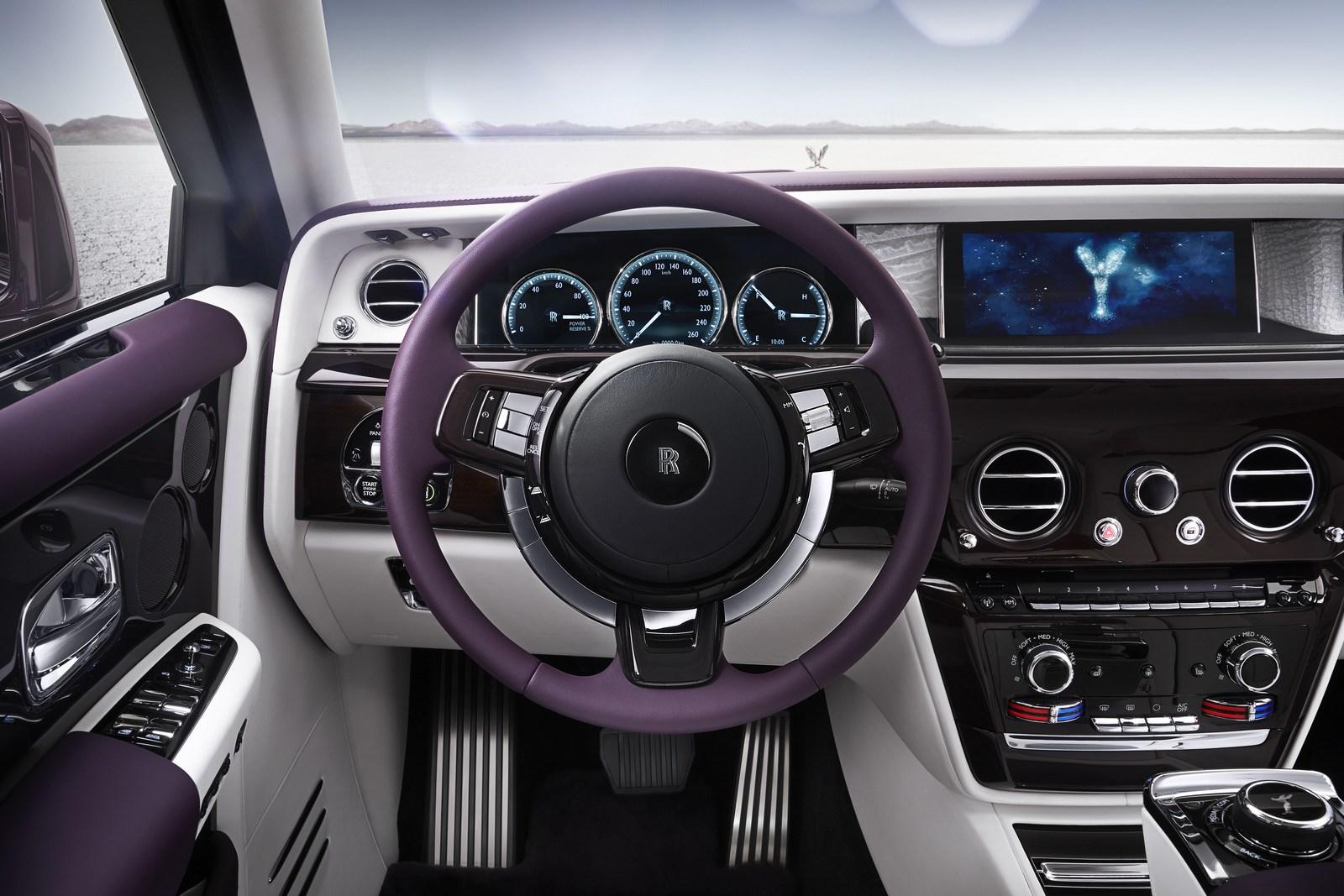Rolls Royce Pickup Truck Rendering Is One Utilitarian Phantom