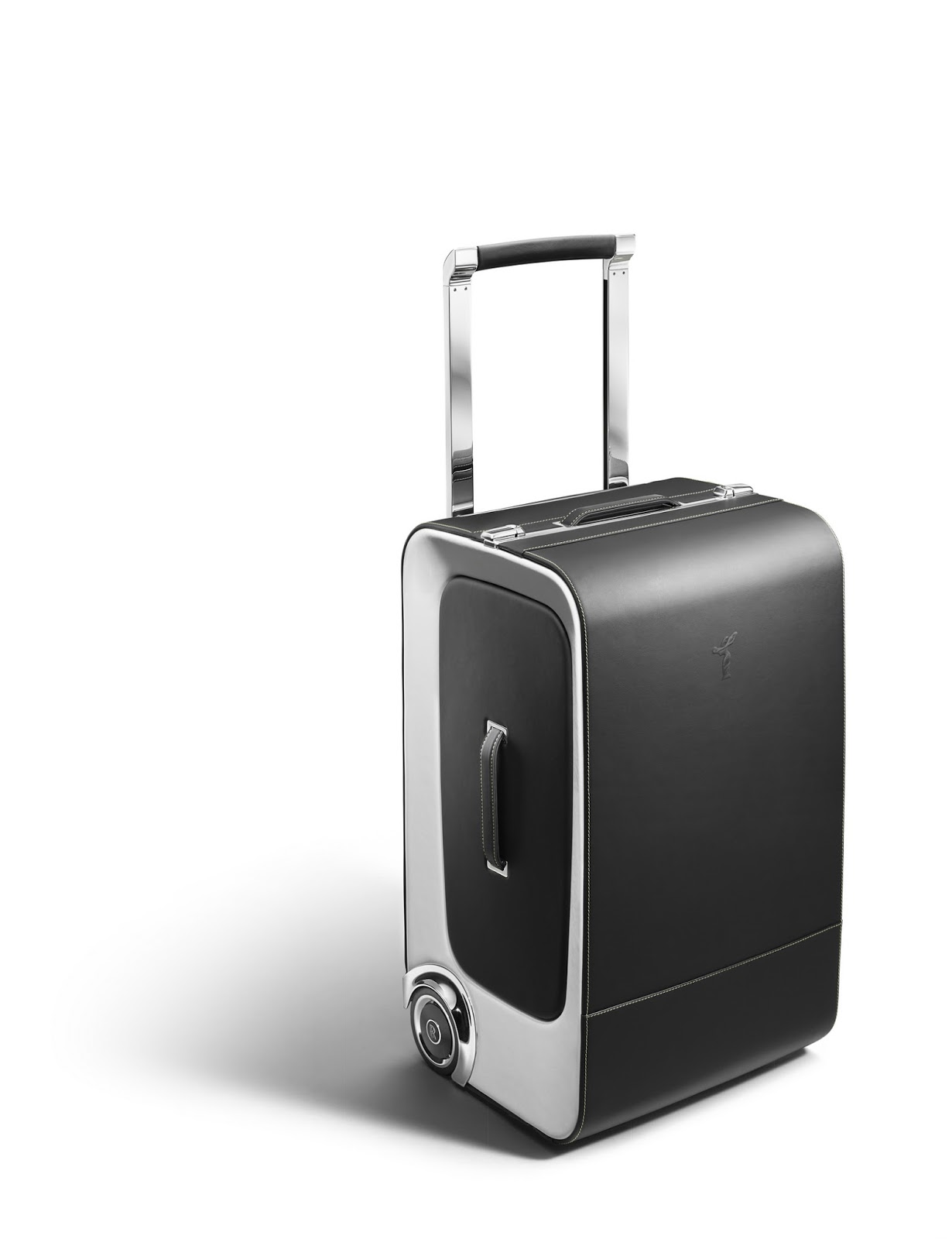 Rolls-Royce Unveils Luxury Luggage Set for Wraith, You Probably ...