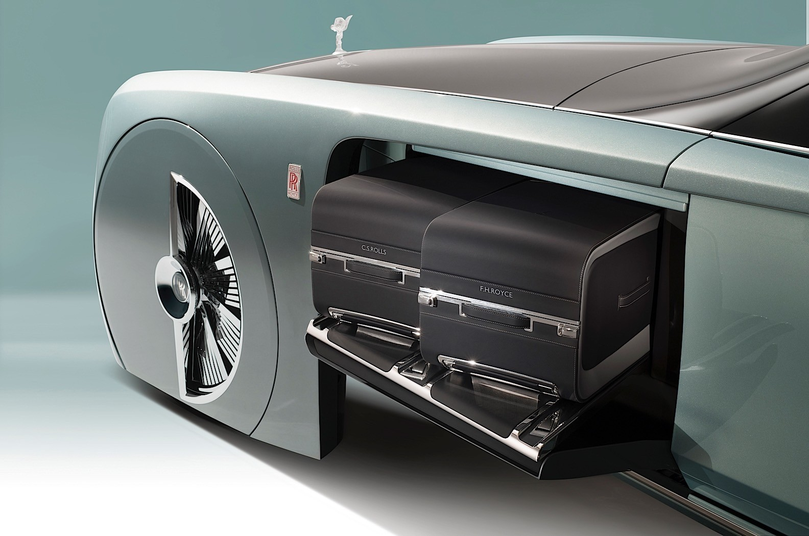 Rolls Royce Vision Next 100 Years