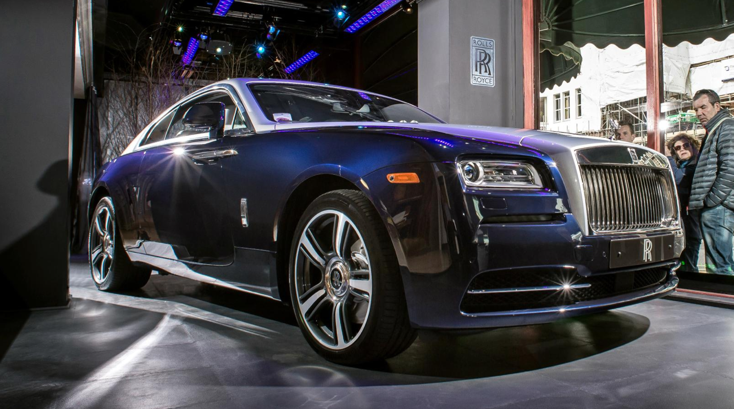 Rolls Royce Wraith Wikipedia Rolls-royce Wraith at Harrods