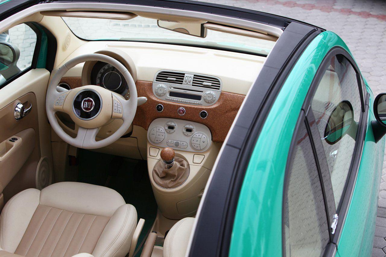 Romeo Ferraris Launches Fiat 500c Sardinia Autoevolution