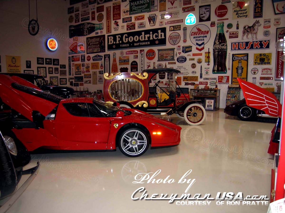 Ron Pratte S Entire Car Collection Will Be Auctioned In