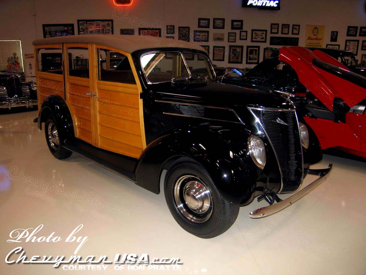 Ron pratte s entire car collection will be auctioned in 2015 photo
