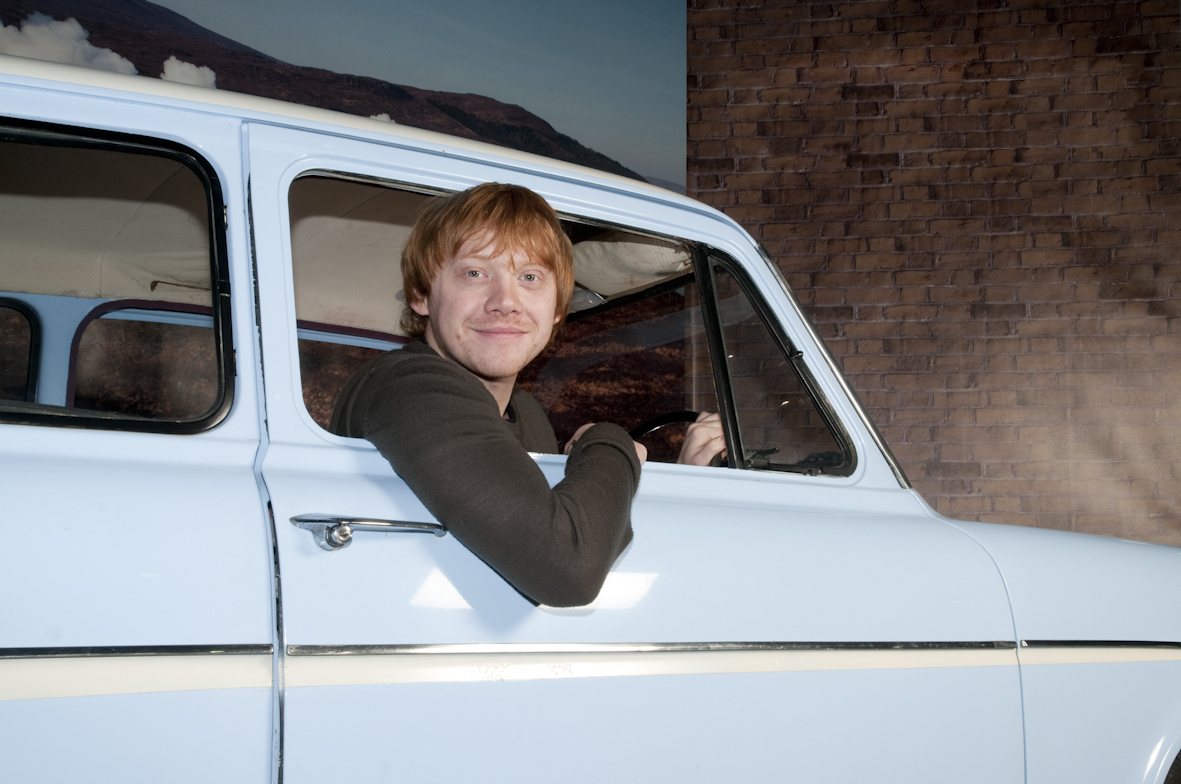 Ron Weasley Visits the...