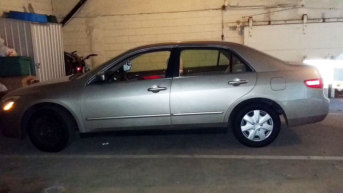 ronda rousey used to live in this 2005 honda accord lx and you can have it