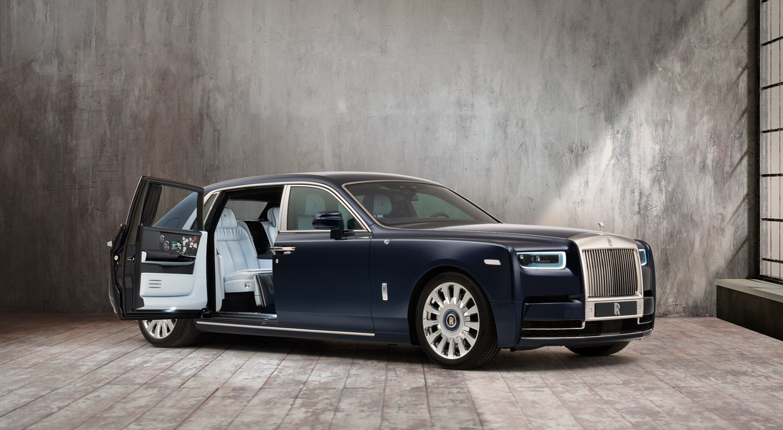 Rose Phantom The Bespoke Rolls Royce That S Like A Moving Garden Autoevolution