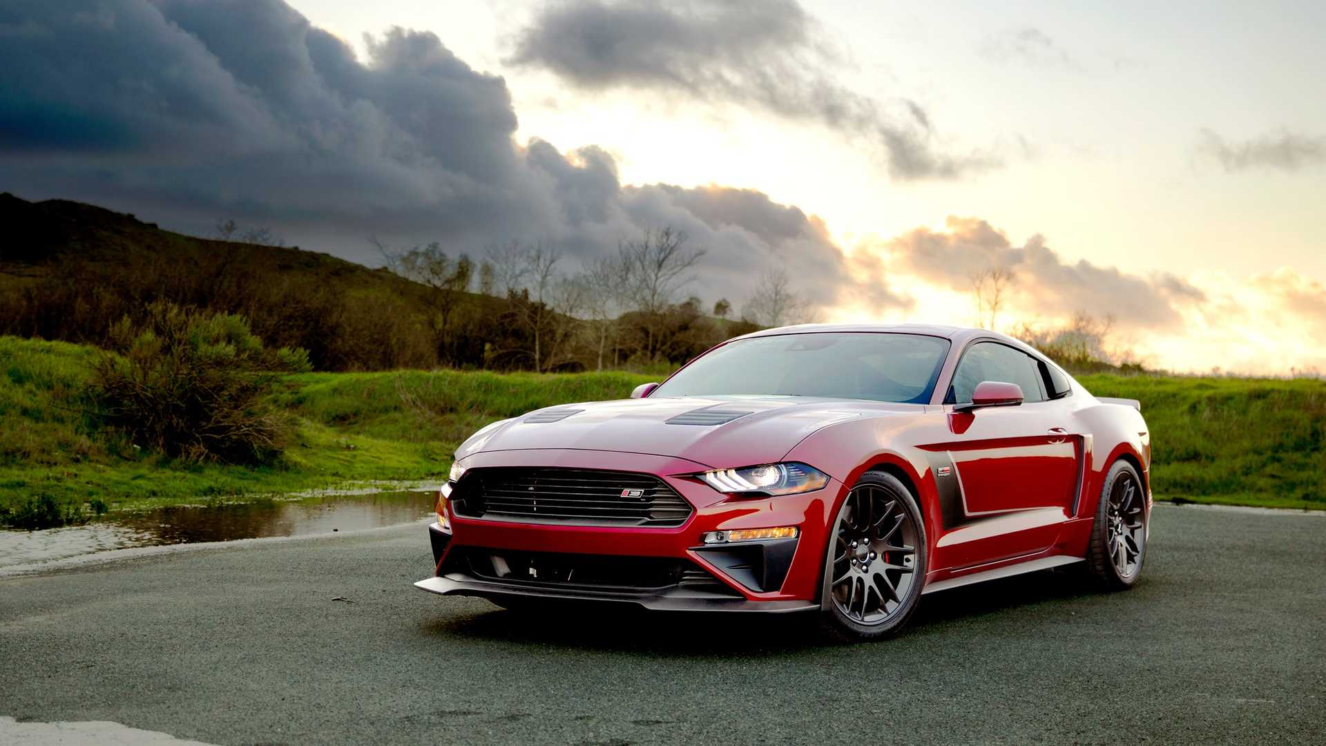 Roush Bringing Stage 3 Mustang, Lifted F-150 To the 2019 NYIAS - autoevolution