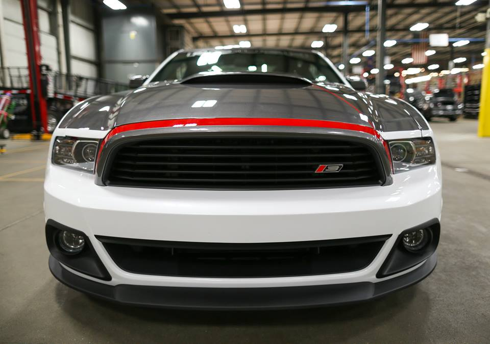 Ford Mustang Ecoboost >> Roush Showcases Custom 2014 Stage 3 Mustang - autoevolution