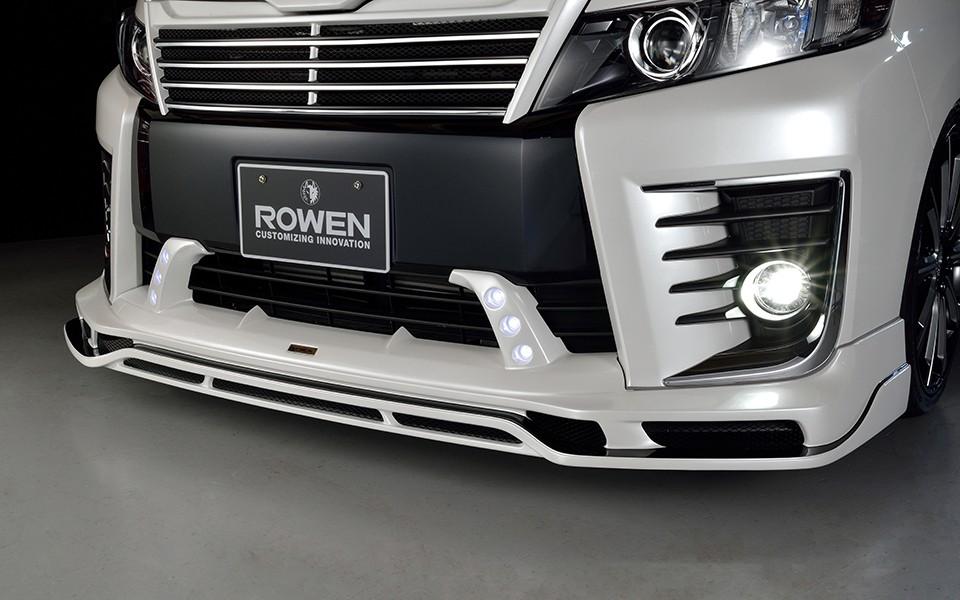 Rowen's Impression of a Badass Toyota Voxy Resembles an Albino Zerg - autoevolution