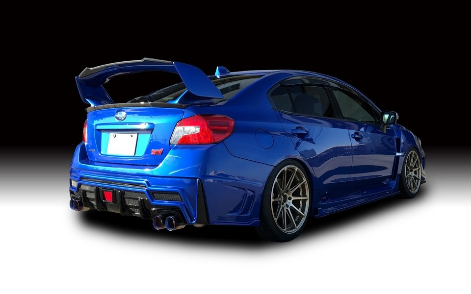 2018 subaru impreza wrx sti rendered as a hatchback autoevolution. Black Bedroom Furniture Sets. Home Design Ideas