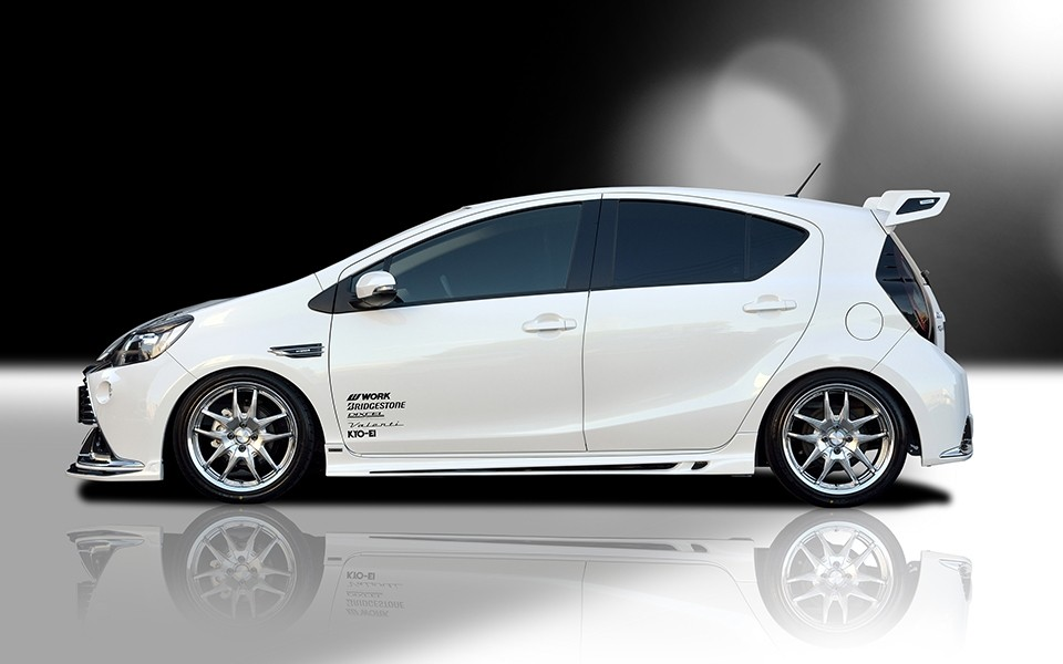 Toyota Supra 2015 Price >> Rowen Tuned Toyota c Aqua Looks Stunning - autoevolution