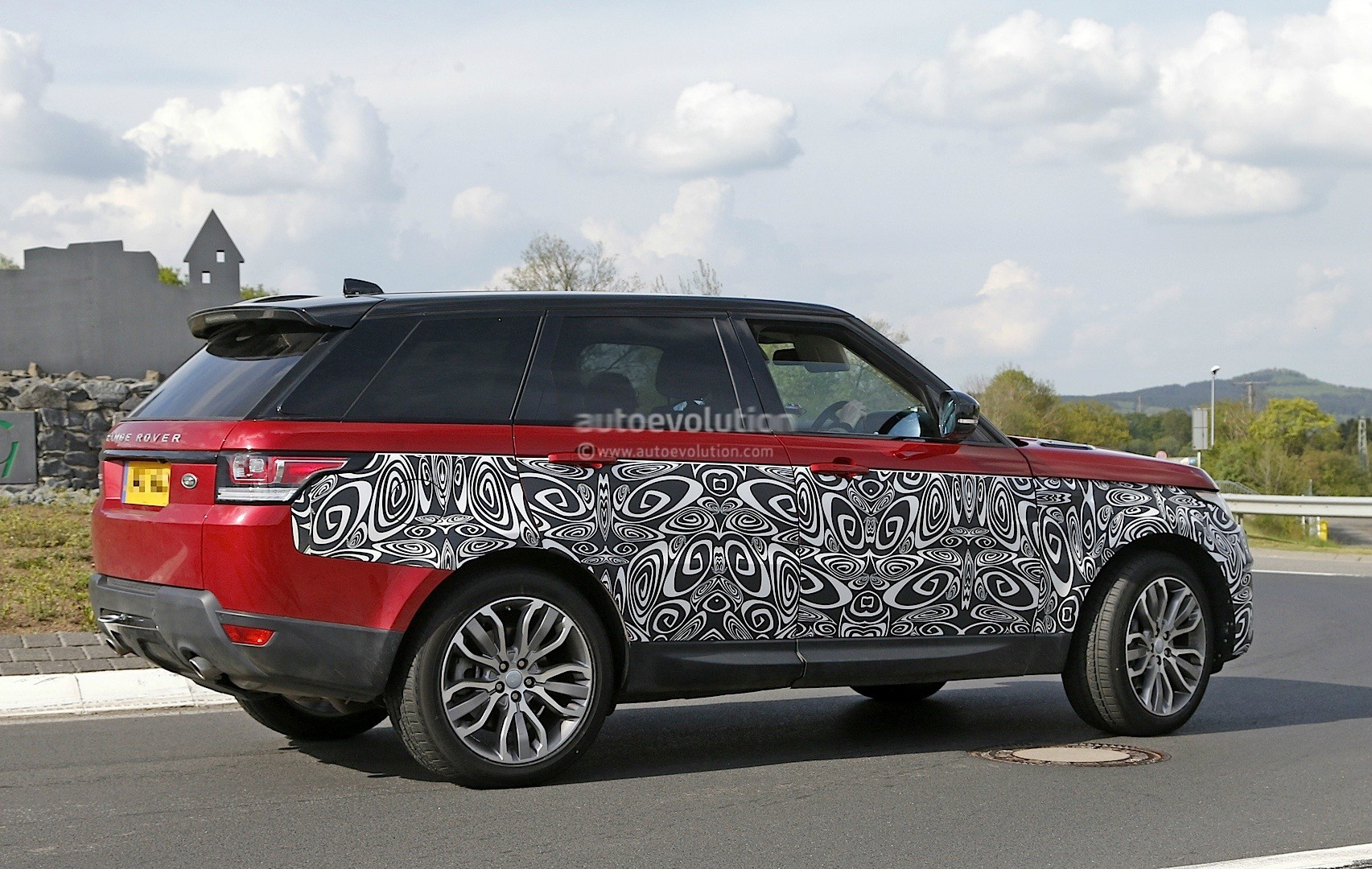 2018 land rover truck. perfect 2018 2017 range rover sport facelift with 2018 land rover truck