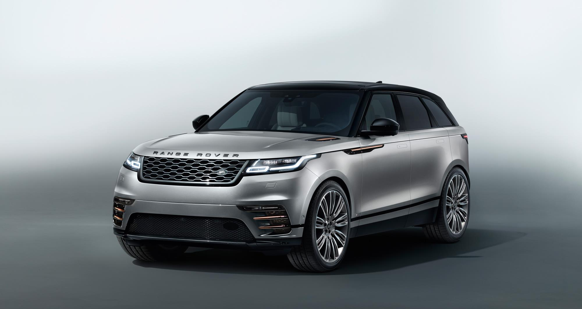 2018 range rover velar is a no holds barred luxury suv autoevolution. Black Bedroom Furniture Sets. Home Design Ideas