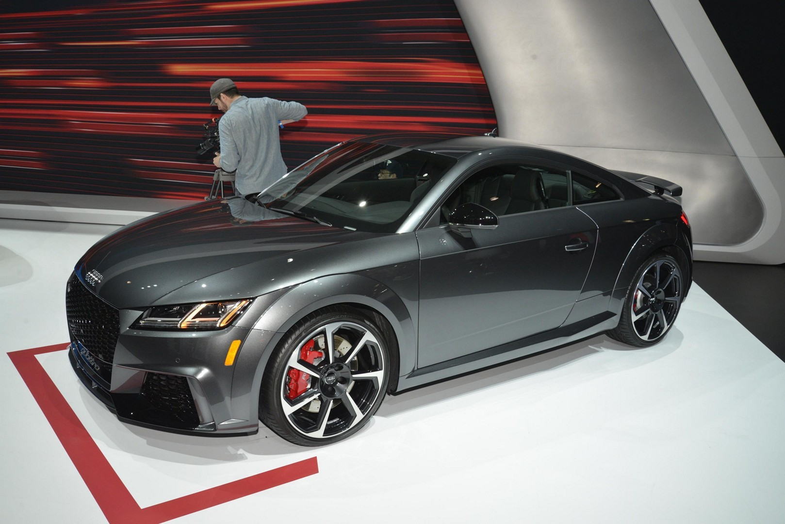 Audi audi rs tt : RS3 Sedan, RS5 and TT RS Mark U.S. Debut of Audi Sport in New York ...