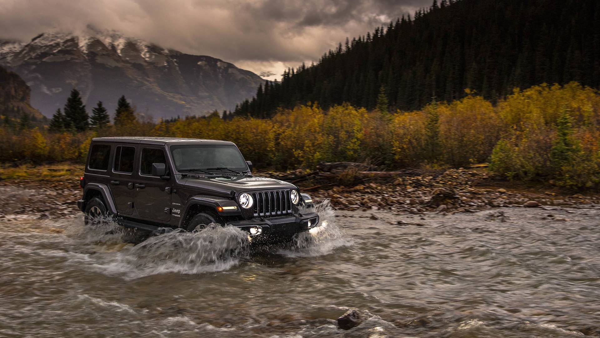 How to Completely Turn Off Stability Control in a Jeep Wrangler JK