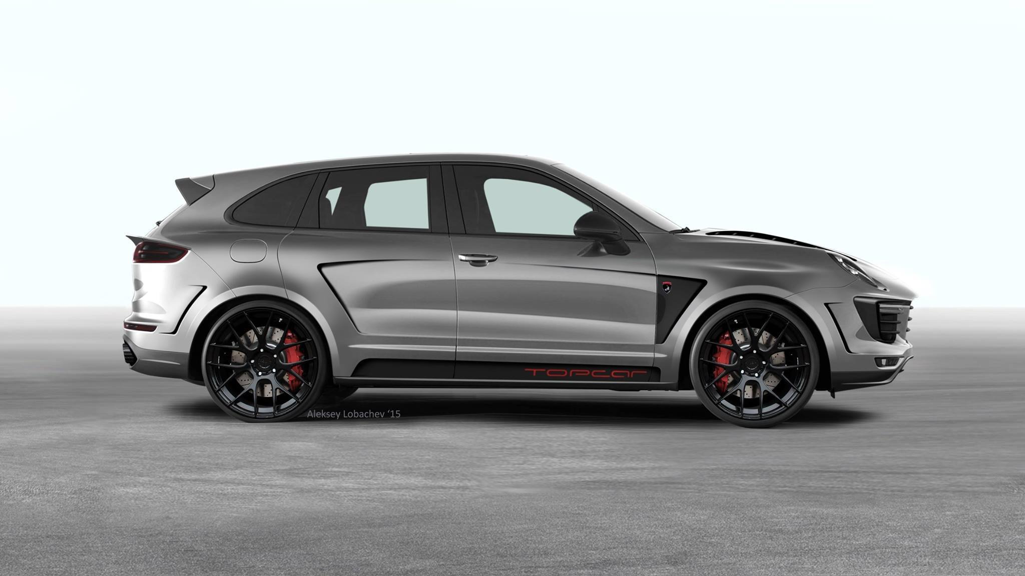 russian porsche cayenne tuning project adds 911 headlights and macan taillights autoevolution. Black Bedroom Furniture Sets. Home Design Ideas
