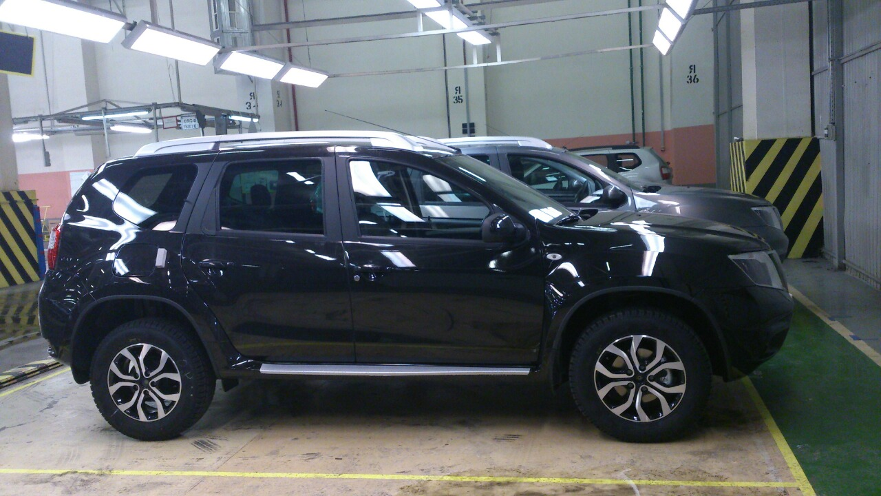 Russian Spec 2014 Nissan Terrano Spotted Undisguised