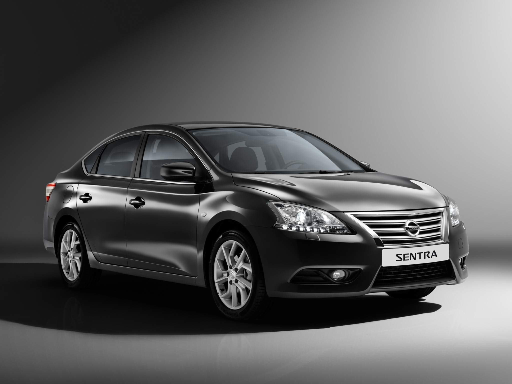 russian spec nissan sentra sedan revealed in moscow autoevolution. Black Bedroom Furniture Sets. Home Design Ideas