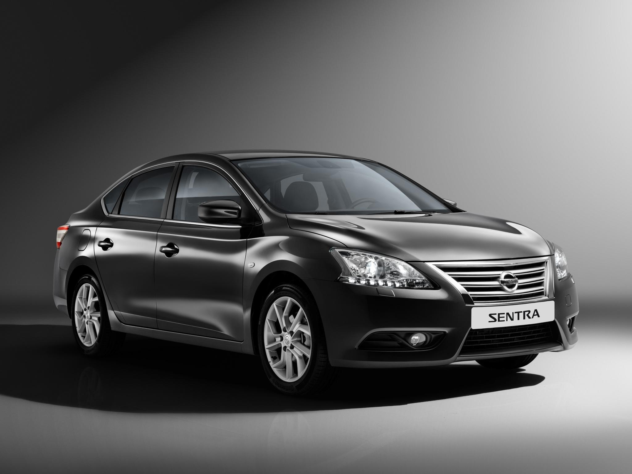 Russian-Spec Nissan Sentra Sedan Revealed in Moscow ...