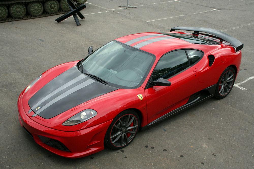 Russian Tuned Ferrari F430 From Status Design Autoevolution