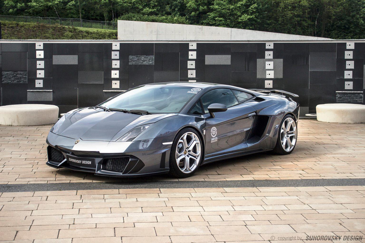 Tuned Lamborghini Gallardo From Poland Impersonates The