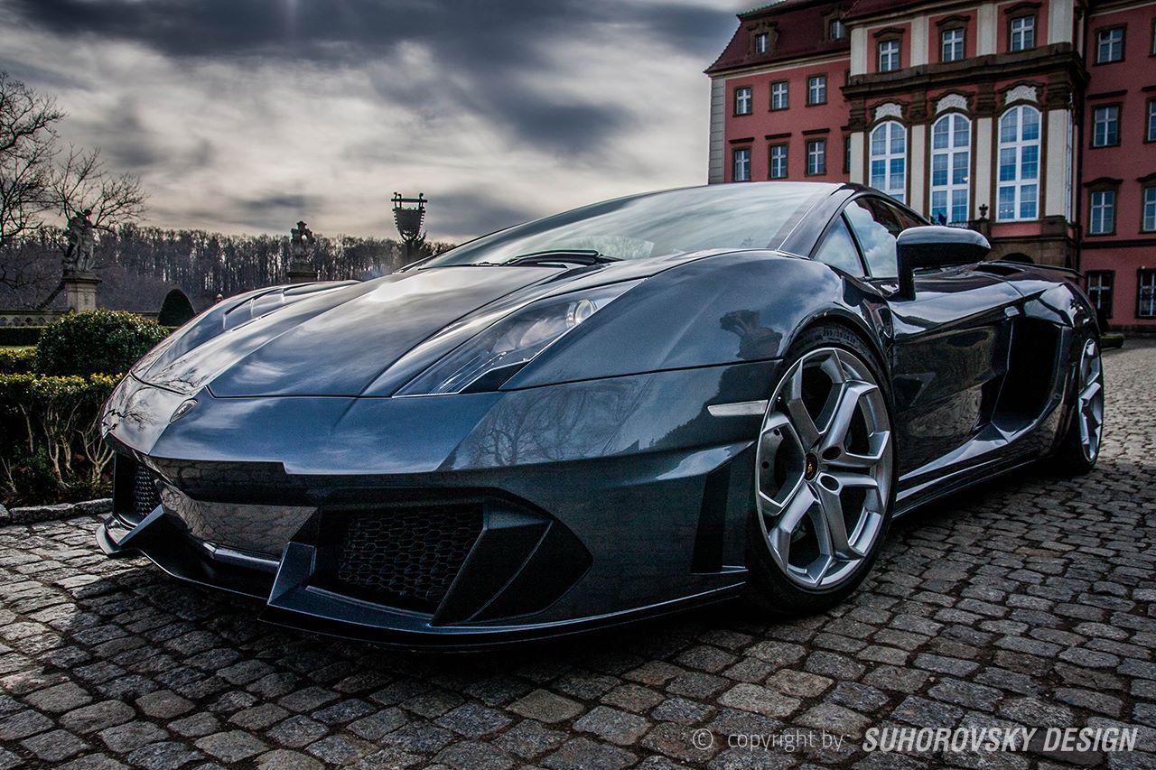 ... Russian Tuned Lamborghini Gallardo Impersonates The Aventador ...