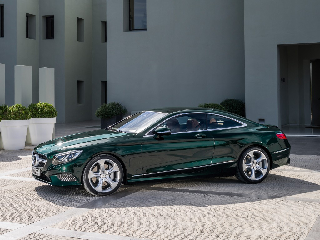 2019 mercedes benz s class coupe and s class cabriolet to for Mercedes benz s class coupe