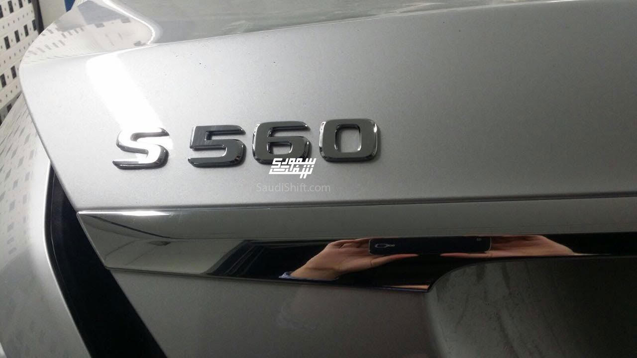 2016 - [Mercedes-Benz] Classe S restylée - Page 3 S-class-fl-leaked_3