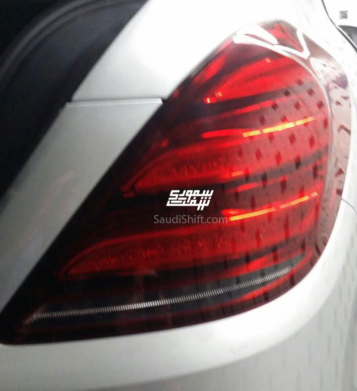 2016 - [Mercedes-Benz] Classe S restylée - Page 3 S-class-fl-leaked_5