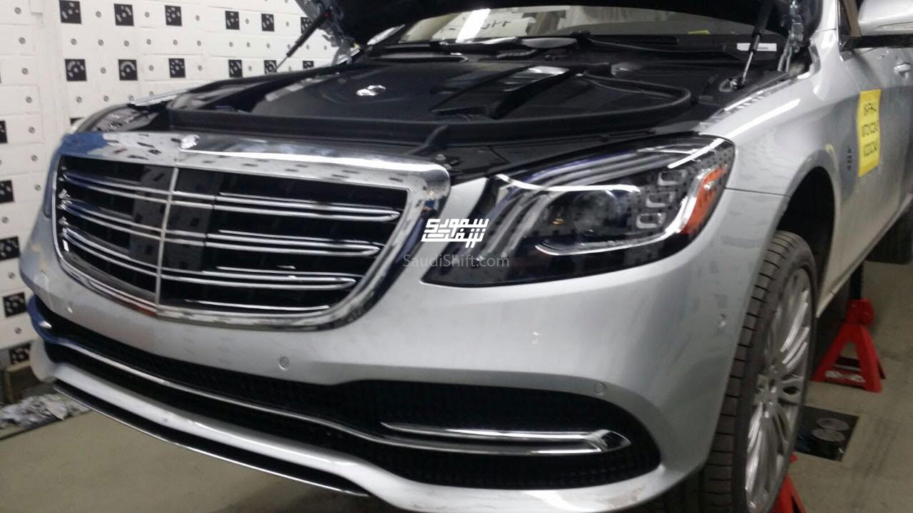 2016 - [Mercedes-Benz] Classe S restylée - Page 3 S-class-fl-leaked_6