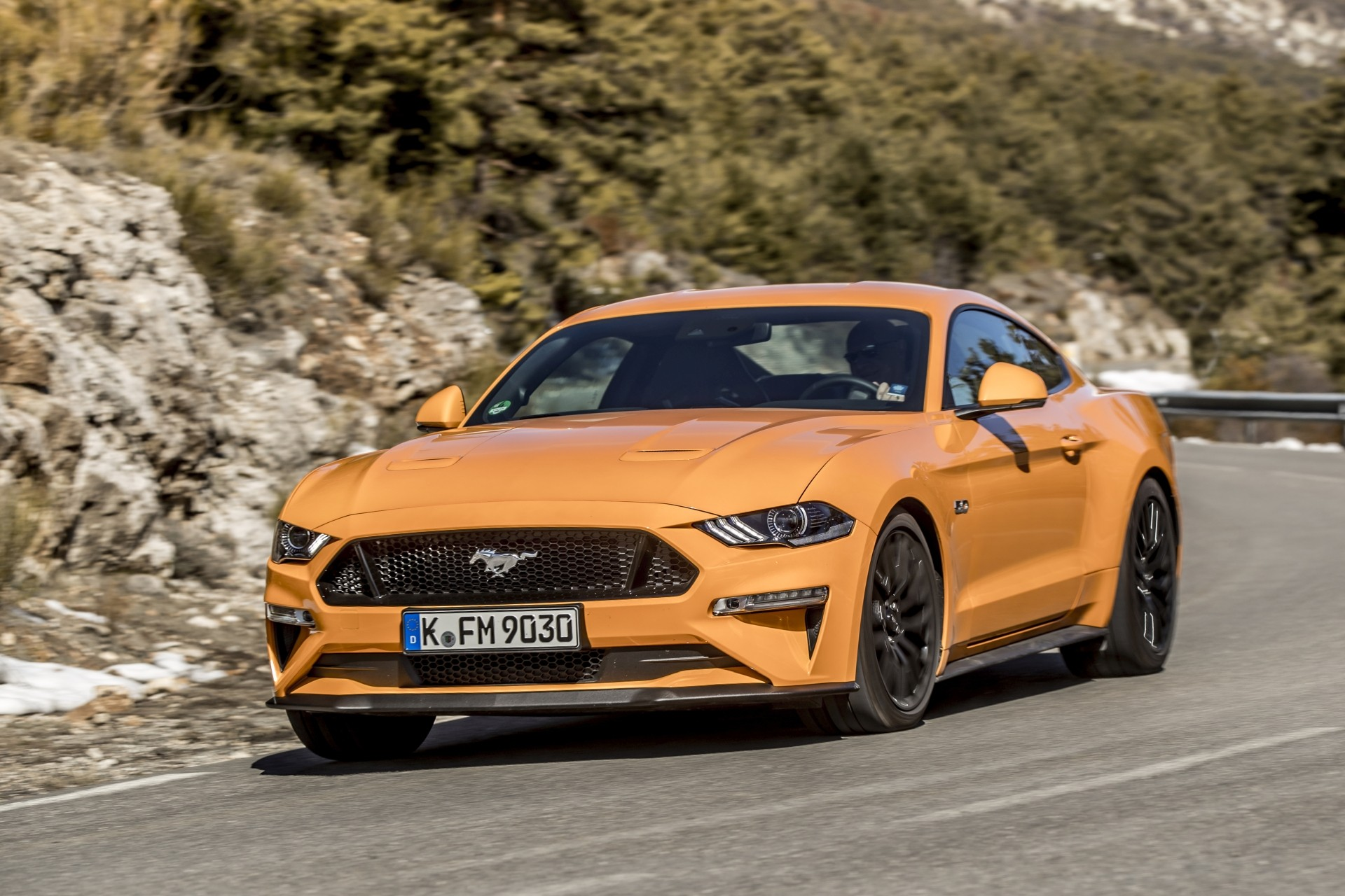 S650 Mustang Expected in 2021 on Ford CD6 Platform ...