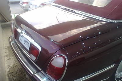 Sport Cars For Sale >> Saddam Hussein's Rolls Royce Corniche Convertible on Ebay - autoevolution