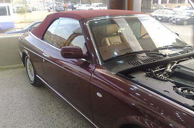 Saddam Hussein S Rolls Royce Corniche Convertible On Ebay