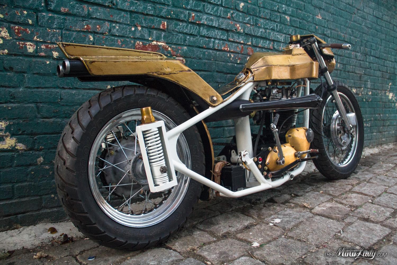 Amen Motorcycle Frame