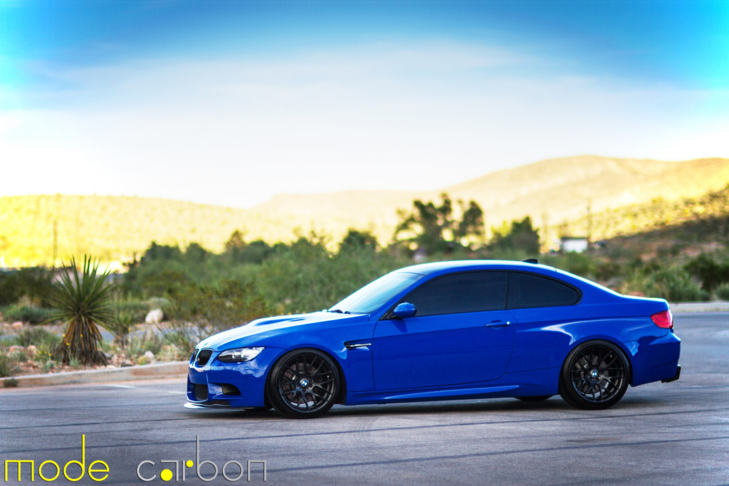 Santorini Blue Bmw E92 M3 Will Make You Gasp Autoevolution