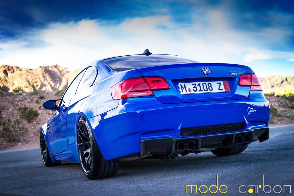 Santorini Blue Bmw E92 M3 Will Make You Gasp Autoevolution