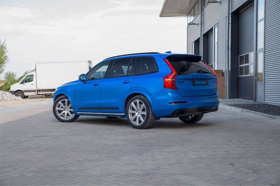 2015 Volvo XC90 Rendered as Pickup Truck from Your Nightmares - autoevolution