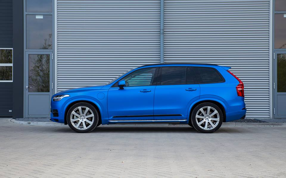 Custom Volvo S60 >> 2015 Volvo XC90 Rendered as Pickup Truck from Your Nightmares - autoevolution