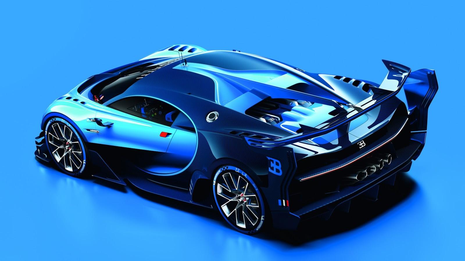 saudi arabian prince buys world premiere chiron and bugatti vision gt concept autoevolution. Black Bedroom Furniture Sets. Home Design Ideas